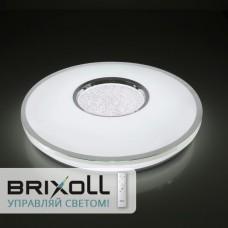 Светильник Настенно Потолочный Brixoll smart 60 w 4500lm ip 20 d 500 * 80  017 BRX-60W-017