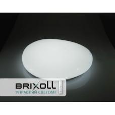 Светильник Настенно Потолочный Brixoll smart 60 w 4500lm ip 20 d 479 * 103  019 BRX-60W-019