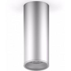 Светильник накладной HD005 12W (хром сатин) 3000K 79x200мм HD005