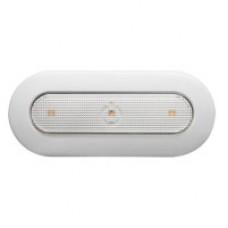 357440 NT18 210 белый Мебельный накладной светодиодный светильник IP20 3LED SMD2835 0,6W MADERA 37556
