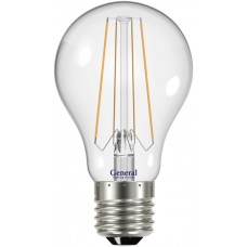 Лампа светодиодная GLDEN-A60S-10-230-E27-2700 631700