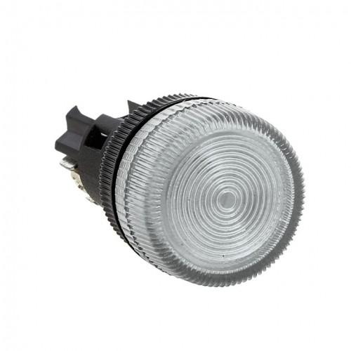 Лампа сигнальная ENS-22 белая 220В EKF PROxima la-ens-w-220