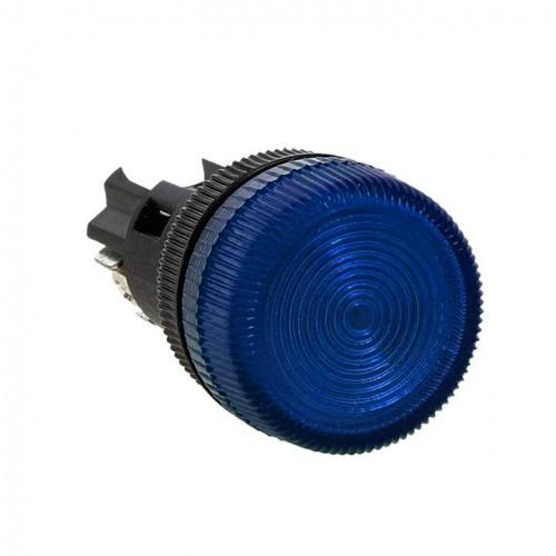 Лампа сигнальная ENS-22 синяя 220В EKF PROxima la-ens-b-220