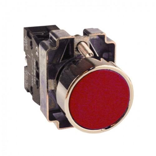 Кнопка BA41 красная NO EKF PROxima xb2-ba41