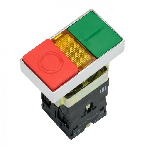 Кнопка  LAY5-BW8465