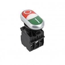 Кнопка LA32HND красно-зеленая