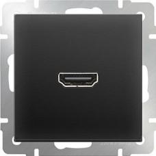 Розетка HDMI (черный матовый)/WL08-60-11 a036559