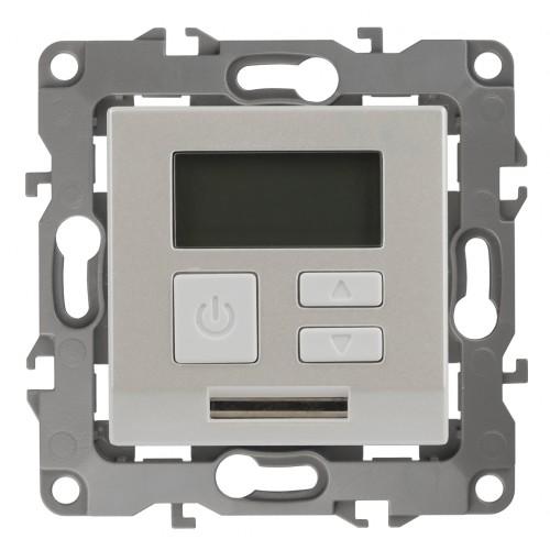 12-4111-15 ЭРА Терморегулятор универс.230В-Imax16А, Эра12, перламутр Б0031280