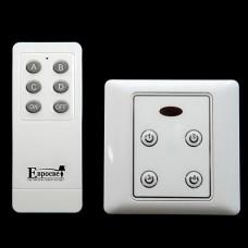 99999 Комплект блоков управления с пультом (10 блоков + 1 пульт) белый 2016 75729
