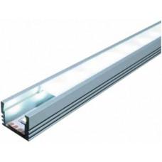 Профиль GAL-GLS-2000-12-16 (2м профиль+2м рассеиватель+2заглушки+4 скобы с шурупами 1/100) 522400