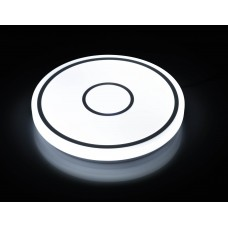 Светильник Настенно Потолочный Brixoll 24w 1800lm 5000K ip 20 031 SVT-24W-031
