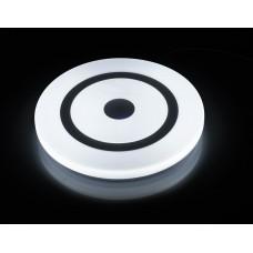 Светильник Настенно Потолочный Brixoll 24w 1800lm 5000K ip 20 032 SVT-24W-032