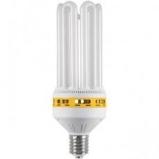 Лампа энергосберегающая КЭЛ-6U Е40 105Вт 6500К ИЭК LLE10-40-105-6500