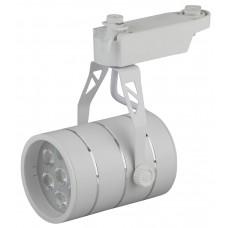 TR3 - 18 WH Трековый Светильник ЭРА 18Вт белый SMD (10/160) Б0032107