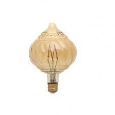 Лампа светодиодная GLDEN-G125TDSS-DEM-7ВТ-230-E27-2700 687300