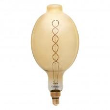 Лампа светодиодная GLDEN-BT180DSS-DEM-8ВТ-230-E27-2700 687100