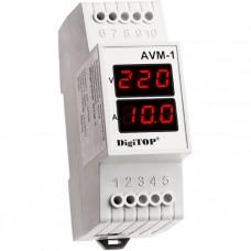 Амперметр-вольтметр_AVM-1 AVM-1