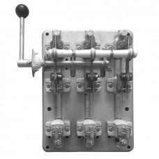 Разъединитель РПС-2 250А левый привод, без ППН EKF PROxima rps-250l