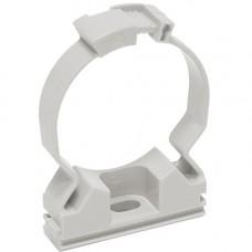 Хомутный держатель серый CFC25 IEK CTA10MP-CFC25-K41-100