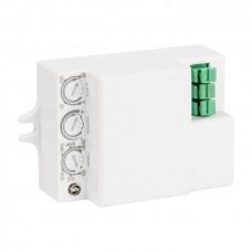 Микроволновый датчик движения белый 1200Вт 360гр. до 8м IP20 MW-706 EKF dd-mw-706