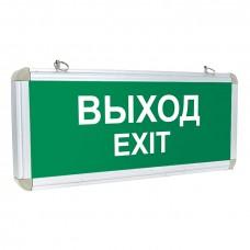 Светильник аварийно-эвакуационного освещения EXIT-101 односторонний LED EKF Proxima EXIT-SS-101-LED
