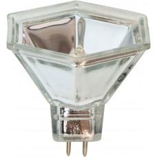 Лампа галогеновая MR-16 12V 20W С/С Feron (с синим фильтром) с/м 02255