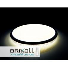 Светильник Настенно Потолочный LED Brixoll 50w 2700-6500K ip 20 028 SVT-50W-028