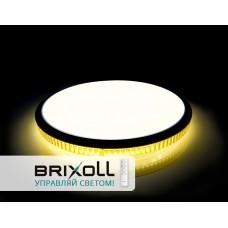 Светильник Настенно Потолочный LED Brixoll 50w 2700-6500K ip 20 029 SVT-50W-029