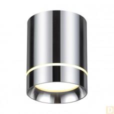 357686 NT18 062 алюминий Накладной светодиодный светильник IP20  COB 9W 160-265V ARUM 357686