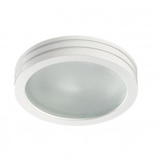 370389 NT18 384 белый Встраиваемый светильник GX5.3 50W 12V DAMLA 370389