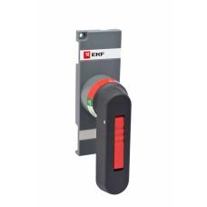 Рукоятка для управления через дверь рубильниками реверсивными (I-0-II) TwinBlock 315-400А EKF PROxima tb-315-400-dh-rev