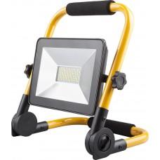 LL-512 прожектор светодиодный переносной 30W, 6400K, 36*SMD2835, 2400Lm, IP65 29746