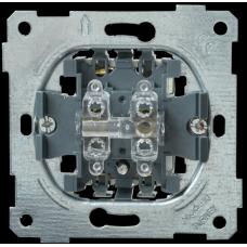 ВС10-1-1-Б Выключатель 1 клав. с инд. 10А BOLERO IEK EVB11-10