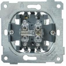 ВС10-1-3-Б Выключатель 1 клав. перекр. 10А BOLERO IEK EVB13-10