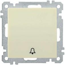 ВС10-1-4-Б Выключатель 1 клав. кноп. звон. 10А BOLERO IEK EVB14-10