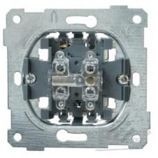 ВС10-1-5-Б Выключатель 2 клав. жалюзи BOLERO IEK EVB15-10