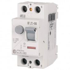 HNC-25/2/003 Выключатель дифференциального тока (RCCB), 25A, 2p, 30мА, тип чувствительности AC 194690