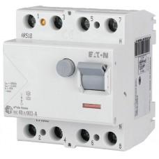 HNC-63/4/003 Выключатель дифференциального тока (RCCB), 63A, 4p, 30мА, тип чувствительности AC 194695
