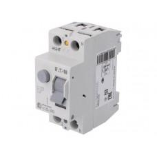 HNB-C25/1N/003 Автоматический выключатель дифференциального тока, 25A, 30мА, кривая отключения C, 1полюс+N, тип чувствительности AC 195129