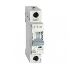 HL-C40/1 Модульный автоматический выключатель, 1-полюс, кривая отключения C, номинальный ток 40А 194735