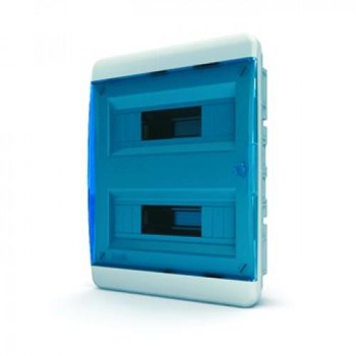 Пластиковый распределительный щит BVS 40-24-1 01-02-044