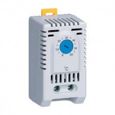 Термостат NO (охлаждение) на DIN-рейку 10А 230В IP20 EKF PROxima TNO10M