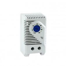 Термостат NO (охлаждение) на DIN-рейку 10А 230В IP20 EKF PROxima thermo-no-din