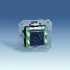 Термостат с ЖК-дисплеем для упр. сист. отопл. и кондиц., 8(2)А 230В, S27,82,82N,82C,88 75816-39