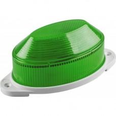 Светильник-вспышка (стробы) 1,3W 230V, зеленый, STLB01 IP54 29897