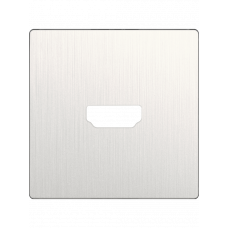 Накладка для розетки HDMI (перламутровый рифленый)/WL13-HDMI-CP a040901