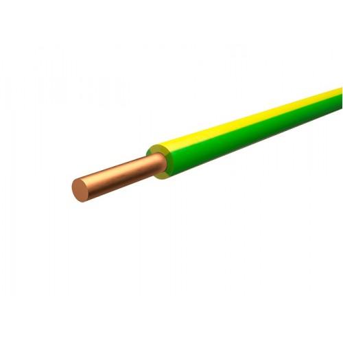 Кабель(провод) ПуВ   4 ж/з 1078300