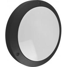 DH030 230V без лампы E27, 270*75 черный 11868