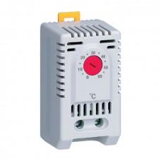 Термостат NC (обогрев) на DIN-рейку 10А 230В IP20 EKF PROxima TNC10M