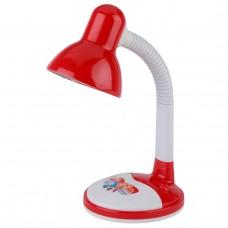 N-106-E27-40W-R настольная лампа красный Б0019779